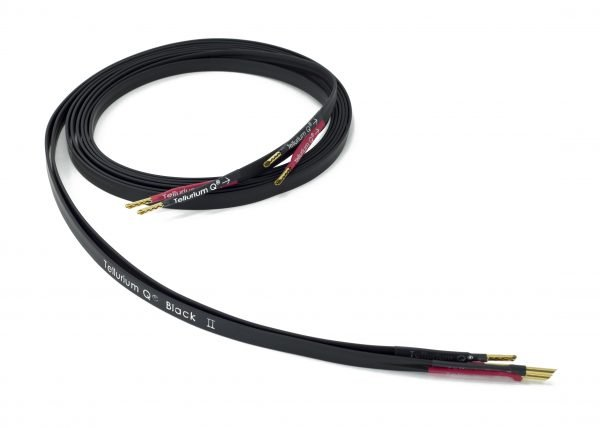 Tellurium Q Black Mk2 Speaker Cable