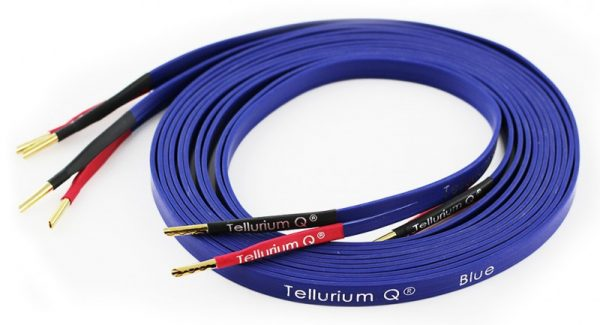 Tellurium Q Blue Speaker Cable