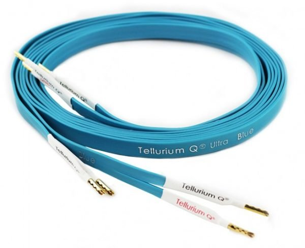Tellurium Q Ultra Blue Speaker Cable
