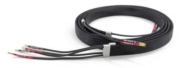 Tellurium Q Ultra Black 2 speaker cable